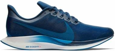 Nike Air Zoom Pegasus 35 Turbo - Indigo Force/Photo Blue-blue Void (AJ4114400)