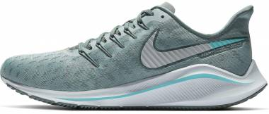 Nike Air Zoom Vomero 14 Aviator Grey / Pure Platinum / Blue Men