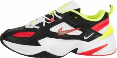 Nike M2K Tekno - Black / Metallic Sliver-white-bright Crimson-volt (CI2969003)
