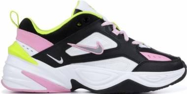 Nike M2K Tekno - Black/Metallic Silver/Pink Rise/Cyber (CI5772001)