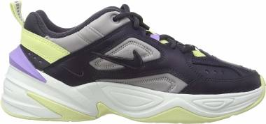 Nike M2K Tekno - Verde Gridiron Gridiron Atmosphere Grey Luminous Green Atomic Violet Summit White 015 (AO3108015)