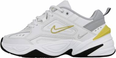 quality design 82129 33c34 Nike M2K Tekno White Yellow Men