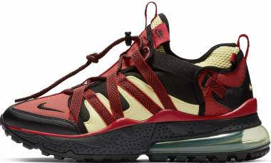 Nike Air Max 270 Bowfin Multicolore (Black/Black/University Red/Lt Zitron 003) Men