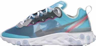 low priced a3030 fab75 Nike React Element 87 Blue Men