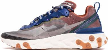 Nike React Element 87 - Brown (AQ1090200)