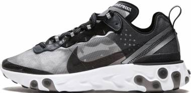 Nike React Element 87 - Anthracite / Black-white (AQ1090001)