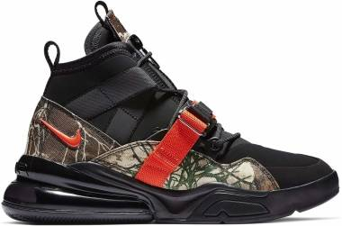 Nike Air Force 270 Utility - Black/Team Orange-black (BV6071001)
