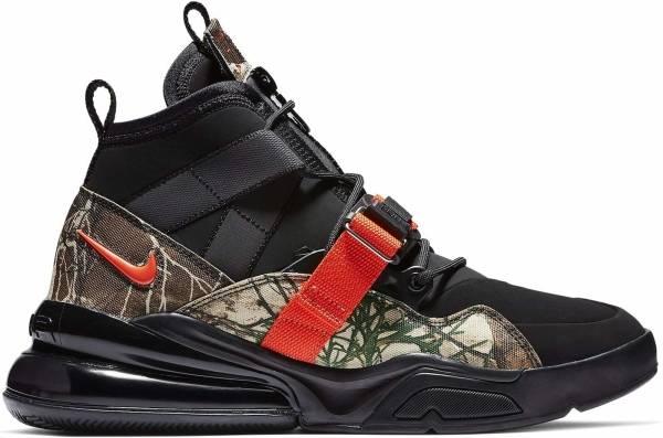 Nike Air Force 270 Utility - Black/Team Orange-black (BV6071001)
