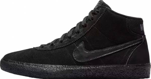 the latest efeff c46bf Nike SB Bruin High Black