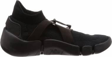 Nike Footscape Flyknit DM - Black