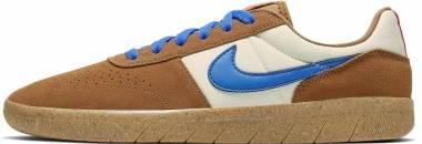 Nike SB Team Classic - Lt British Tan/Pacific Blue (AH3360207)