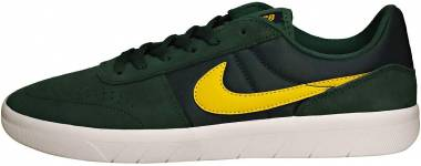 Nike SB Team Classic - Multicolore Midnight Green Yellow Ochre White 300