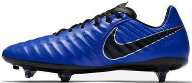Nike Tiempo Legend VII Pro Soft Ground - blau (AQ0429400)