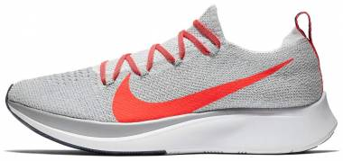 Nike Zoom Fly Flyknit - Gray (AR4561044)