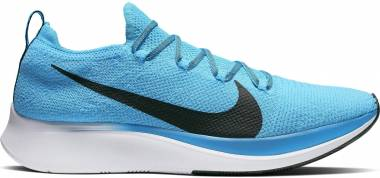 Nike Zoom Fly Flyknit - Blue (AR4561401)