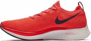 Nike Zoom Fly Flyknit - Red (AR4561600)