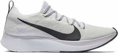 Nike Zoom Fly Flyknit - White (AR4561101)
