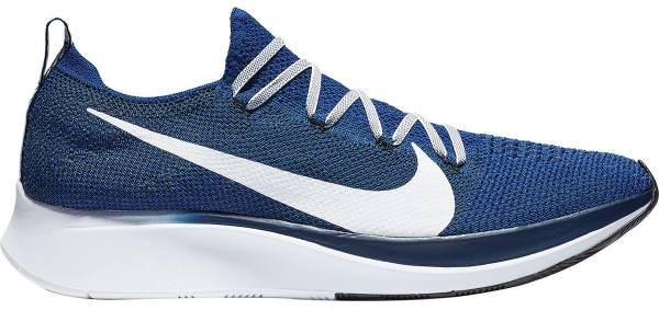Nike Zoom Fly Flyknit - Deep Royal/White-blue Void (AR4561400)