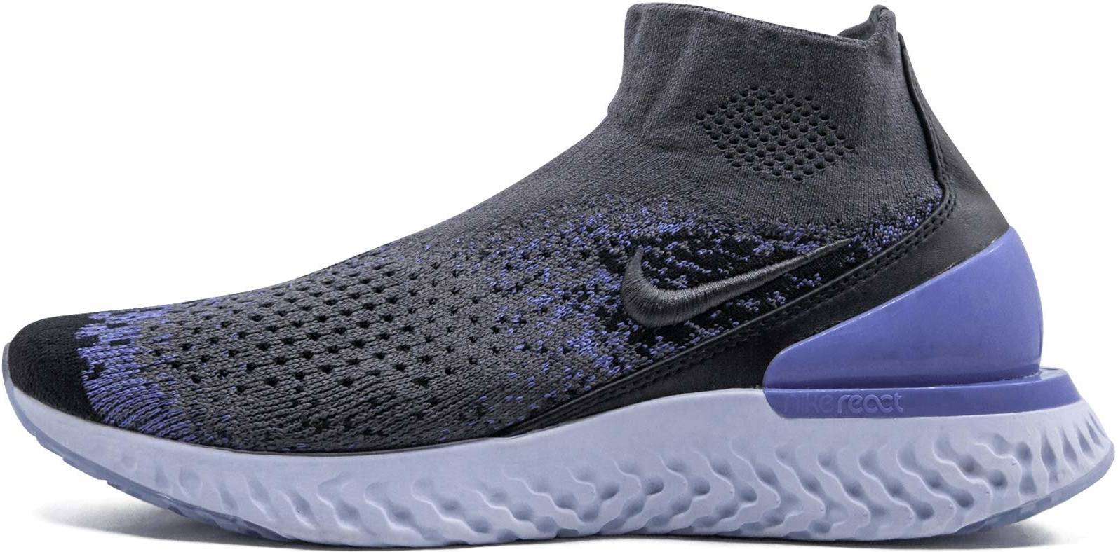 Review of Nike Rise React Flyknit