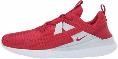 Nike Renew Arena - Multicolore (University Red/Gym Red/Pure Platinum 600)