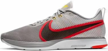 Nike Zoom Strike 2  - Multicolore Atmosphere Grey Thunder Grey Vast Grey 000 (AO1912007)
