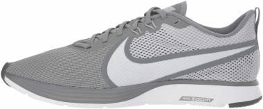 low priced e3ed6 06c57 Nike Zoom Strike 2 Anthracite   Black Men