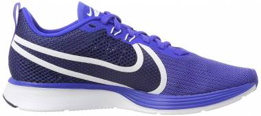 Nike Zoom Strike 2  - Blue Void / Hyper Royal - White