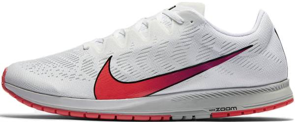Nike Air Zoom Streak 7 - White/Crimson/Jade (AJ1699100)