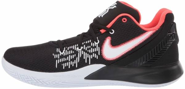 Nike Kyrie Flytrap 2 - Black White Bright Crimson (AO4436008)