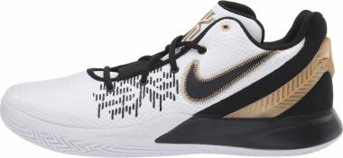 Nike Kyrie Flytrap 2 - White/Metallic Gold-black
