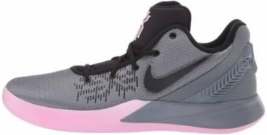 Nike Kyrie Flytrap 2 - Cool Grey/Black-pink Foam (AO4436006)