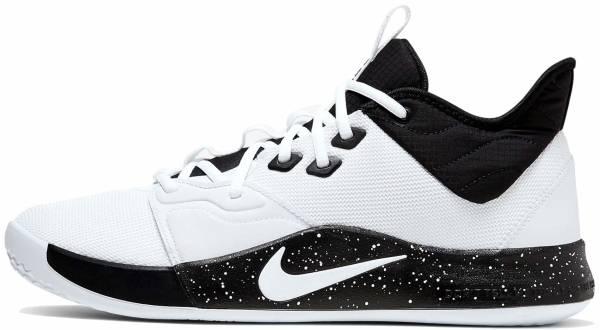 Nike PG3 - White/White/Black (CN9512108)