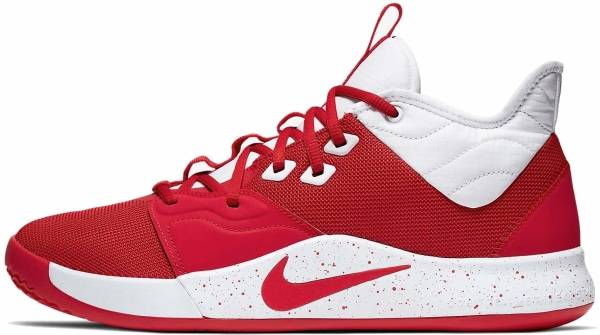 Nike PG3 - University Red/University Red-white (CN9512601)