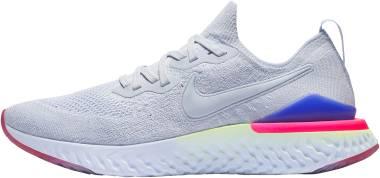 Nike Epic React Flyknit 2 - White (BQ8928453)