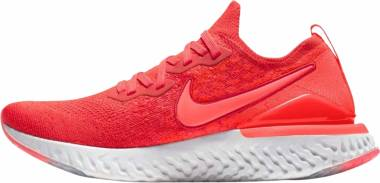 Nike Epic React Flyknit 2 - Chile Red/Vast Grey/Black/Bright Crimson (BQ8928601)