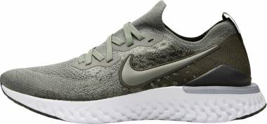 Nike Epic React Flyknit 2 - Multicolour Mineral Spruce Mineral Spruce Sequoia 000 (BQ8928301)