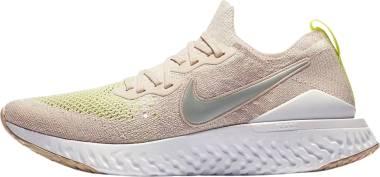Nike Epic React Flyknit 2 - White (CJ9695002)