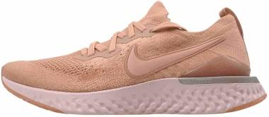 Nike Epic React Flyknit 2 - Rose Gold Rose Gold Barely Rose (BQ8928600)