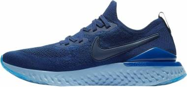 Nike Epic React Flyknit 2 - Blue (BQ8928400)