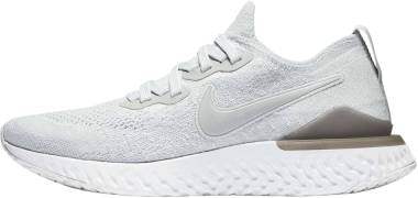 Nike Epic React Flyknit 2 - White (BQ8928004)