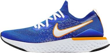 Nike Epic React Flyknit 2 - Blue (CJ5228400)