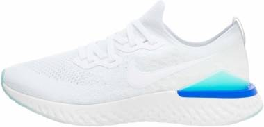 Nike Epic React Flyknit 2 - White