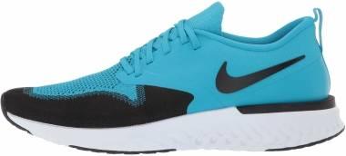 Nike Odyssey React Flyknit 2 - Blue Lagoon/Black/White