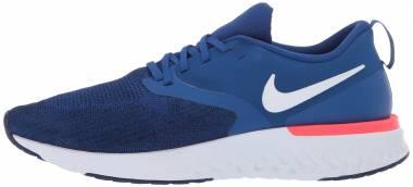Nike Odyssey React Flyknit 2 - Blue (AH1015400)