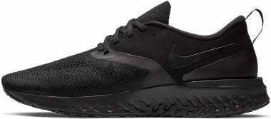 Nike Odyssey React Flyknit 2 - Black/Black/White (AH1015003)
