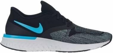 Nike Odyssey React Flyknit 2 - Black/White (AH1015002)