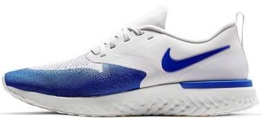 Nike Odyssey React Flyknit 2 - Weiß