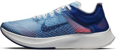 Nike Zoom Fly SP Fast - Blue (AT5242400)
