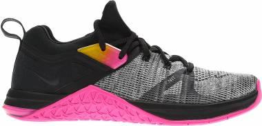 Nike Metcon Flyknit 3 - Black/Laser Fuchsia/White (AR5623002)