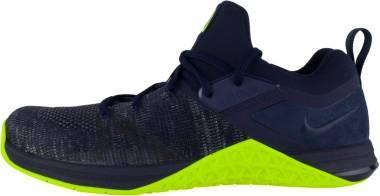 Nike Metcon Flyknit 3 - Obsidian/Volt (AQ8022407)